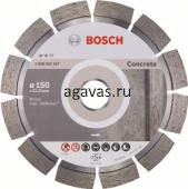Алмазный диск 150x22.23x10x2мм Bosch Standard for Concrete